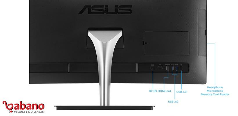 معرفی کامپیوتر همه کاره Vivo V200IB ASUS