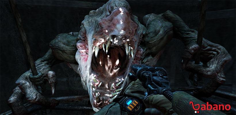 دشمنان در بازی Metro Last Light.