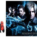 Resident Evil 5 و Resident Evil 6 برای نینتندو سوییچ منشر شد!