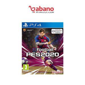 بازی PES 2020 مخصوص PS4 - (به زودی)
