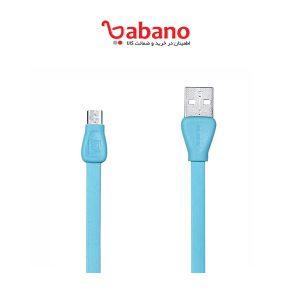 کابل تبدیل USB به microUSB ریمکس مدل RC-028m به طول 1 متر