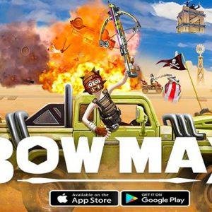 بازی Bowmax یک بازی رقابتی برای گوشی های موبایل