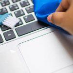 تمیز کردن لپ تاپ با روش های بسیار ساده