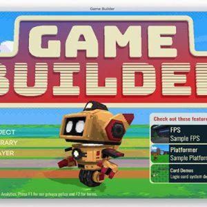 game builder چیست؟ با بازی کردن بازی دلخواه خود را بسازید