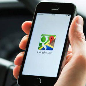 امکان جدید گوگل مپ برای هشدار دادن به مسافر در صورت تغییر مسیر