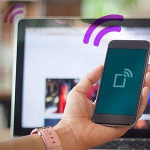 استفاده از گوشی هوشمند به عنوان هات اسپات وای فای