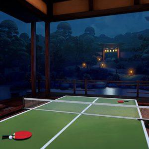 بازی پینگ پونگ پرو به صورت واقعیت مجازی چگونه است؟