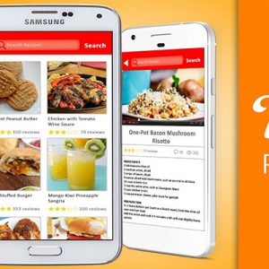 نرم افزار tastyیک سرآشپز کامل در گوشی موبایل شما!