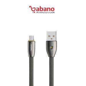 کابل تبدیل USB به Micro USB ریمکس مدل RC-043m Knight