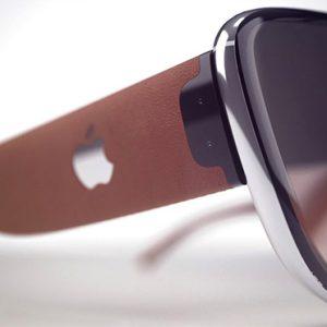 عینک واقعیت مجازی اپل
