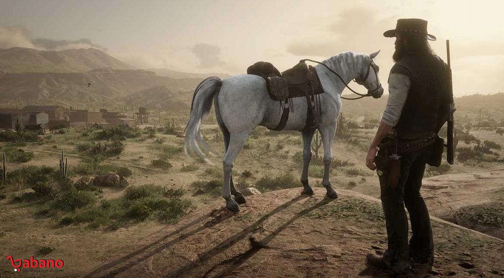 اسبها در Red Dead Redemption 2