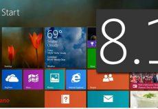 خصوصیات اصلی ویندوز ۸٫۱