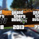 ساخت GTA VI برای نسل بعدی