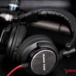 پرواز در دنیای موسیقی با هدست مسترتک HP 100