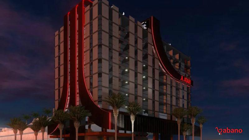 بهشت گیمرها هتل گیمینگ آتاری در ۸ شهر آمریکا
