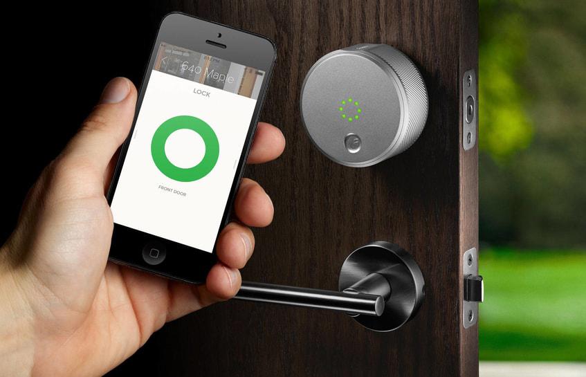 نسل جدید قفلهای هوشمند شرکت August