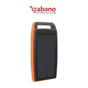 پاور بانک خورشیدی راو پاور مدل RP-PB003 ظرفیت 15000 میلی آمپر ساعت