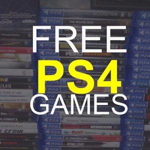 بازی های رایگان برای PS4
