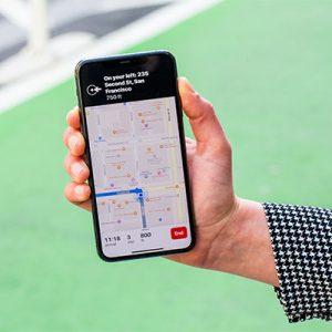 ویژگی های Appel Maps