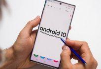 اندروید ۱۰ برای کدام مدل گوشی های سامسونگ عرضه خواهد شد؟