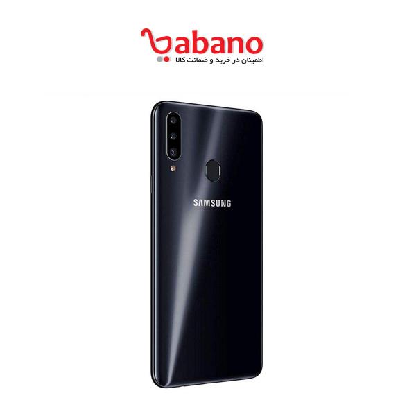گوشی موبایل سامسونگ مدل Galaxy A20s دو سیم کارت ظرفیت 32 گیگابایت