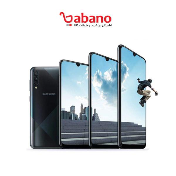 گوشی موبایل سامسونگ مدل Galaxy A50s دو سیم کارت ظرفیت 128گیگابایت