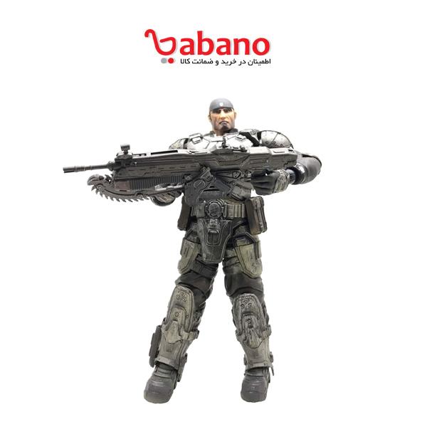 اکشن فیگور طرح Gears of War