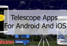 تبدیل گوشی به تلسکوپ