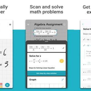 نرم افزار حل ریاضی