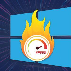 افزایش سرعت Windows 10 چگونه امکان پذیر است؟