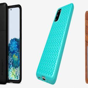قاب گوشی ،معرفی قاب های زیبا و مقاوم برای گوشی های Galaxy S20