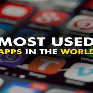 محبوبترین نرم افزار های جهان ،لیستی از پر استفاده ترین نرم افزار ها