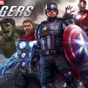 انتشار بازی marvel avengers برای کنسول PS و Xbox لو رفت!