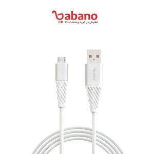 کابل تبدیل USB به microUSB آینوبن مدل TPE طول 1.2 متر