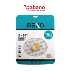 خرید فلش مموری بکسو مدل B301 ظرفیت 16 گیگ