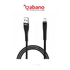 خرید کابل شارژر تایپ سی MOXOM CC61