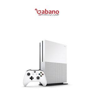 خرید کنسول Xbox One S ظرفیت 1 ترابایت به همراه بازی