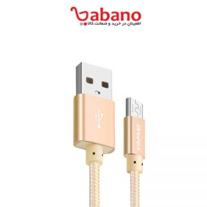 کابل تبدیل USB به microUSB اوی مدل CL-10