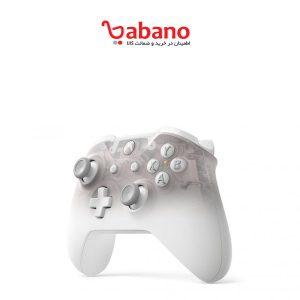 خرید دسته بازی مایکروسافت سفید مناسب برای Xbox One S