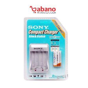 خرید شارژر باتری سونی با باتری
