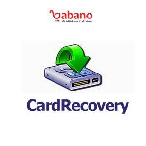 دانلود نرم افزار CardRecovery