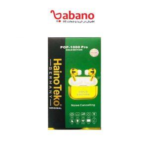 خرید هندزفری بلوتوث هاینوتکو مدل POP-1000 PRO