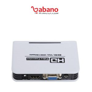 خرید مبدل VGA به HDMI پی نت مدل VH001