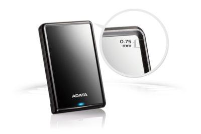هارددیسک اکسترنال ADATA مدل HV620S ظرفیت 4 ترابایت
