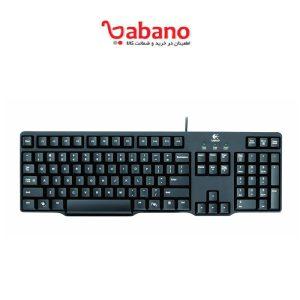 کیبورد لاجیتک K100 Classic PS2 Keyboard