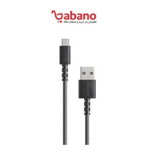 کابل تبدیل USB به USB-C انکر مدل A8022 طول 0.9 متر