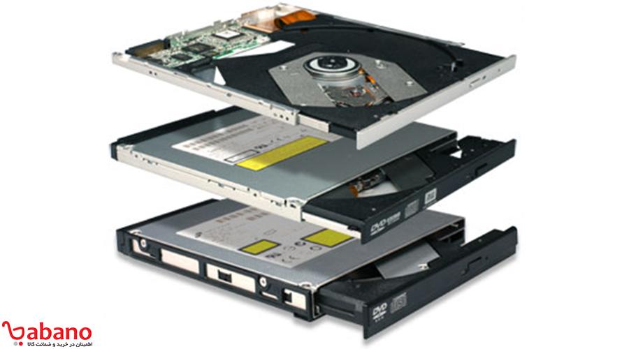 چرا دیسک ها به درایو نوری نیازمند هستند و به آنها وابسته هستند؟