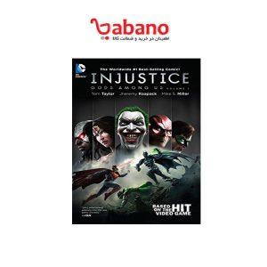 بازی کامپیوتر Injustice Heroes Among Us شرکت پرنیان