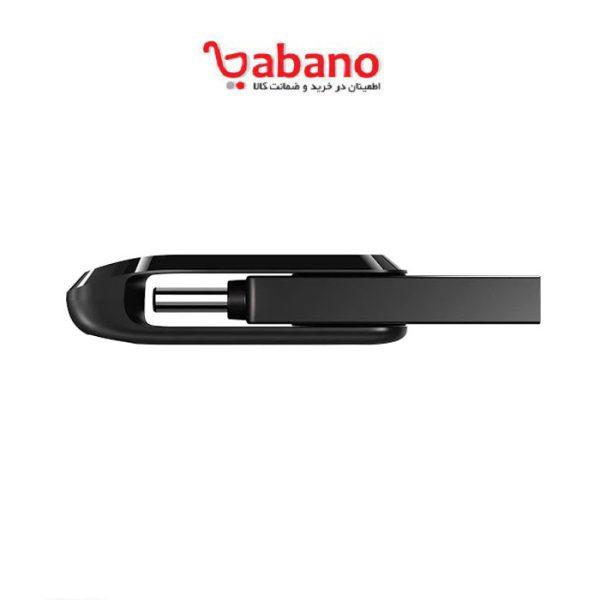 فلش مموری سن دیسک مدل Ultra Dual Drive GO USB Type-C ظرفیت 32 گیگابایت