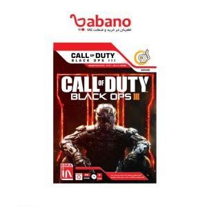 بازی CALL OF DUTY : Black OPS III نشر گردو